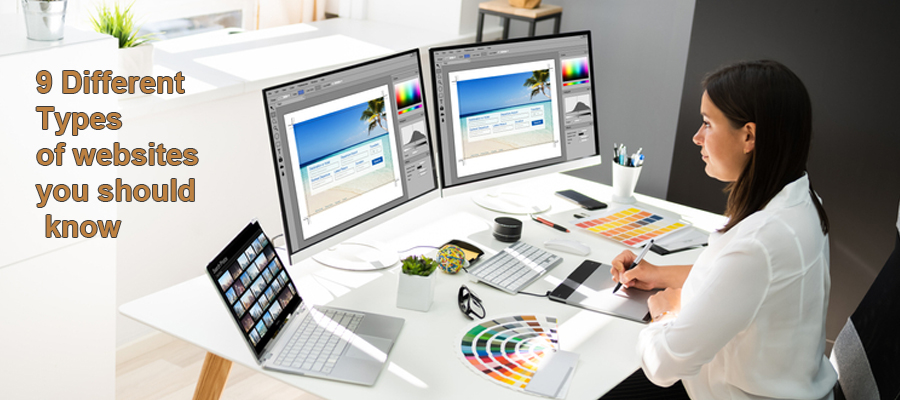 9-Different-Types-of-websites-you-should-know